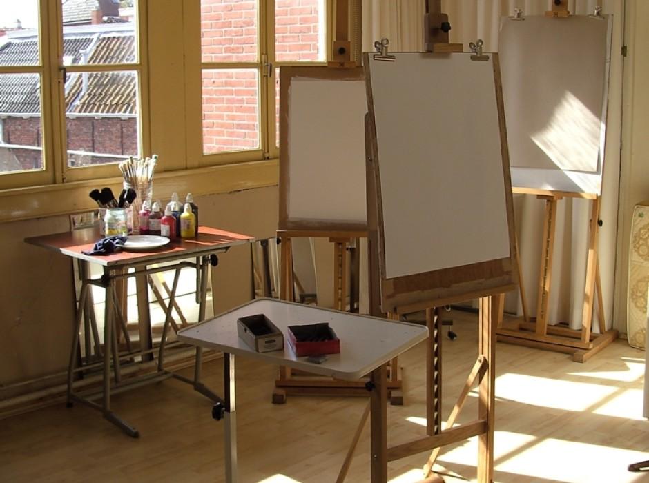 tekencursus, schildercursus